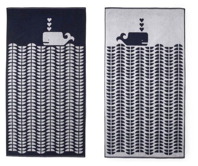 Luzelle van der Westhuizen, Whale Towel