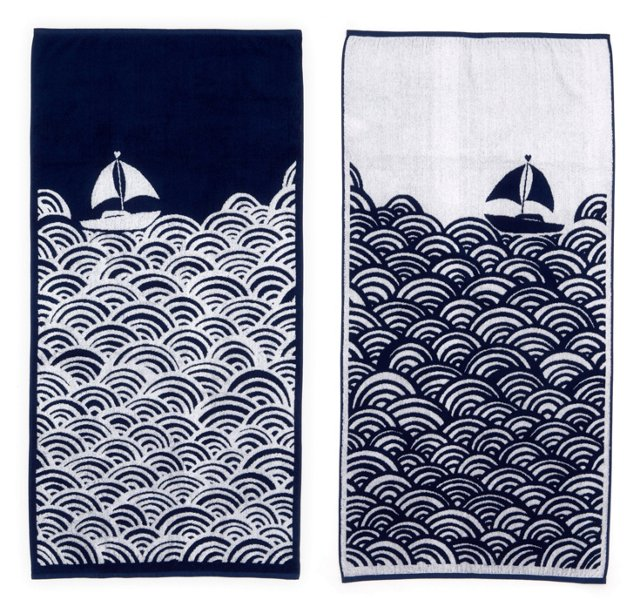 Luzelle van der Westhuizen, Beach Towel