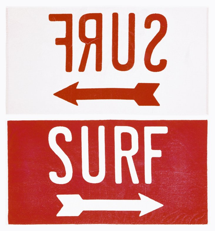 James Wilson, Surf Beach Towel