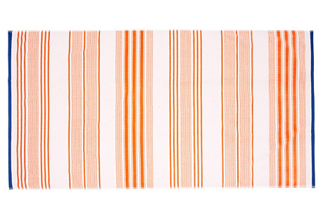 Hilansha Beach Towel, Orange