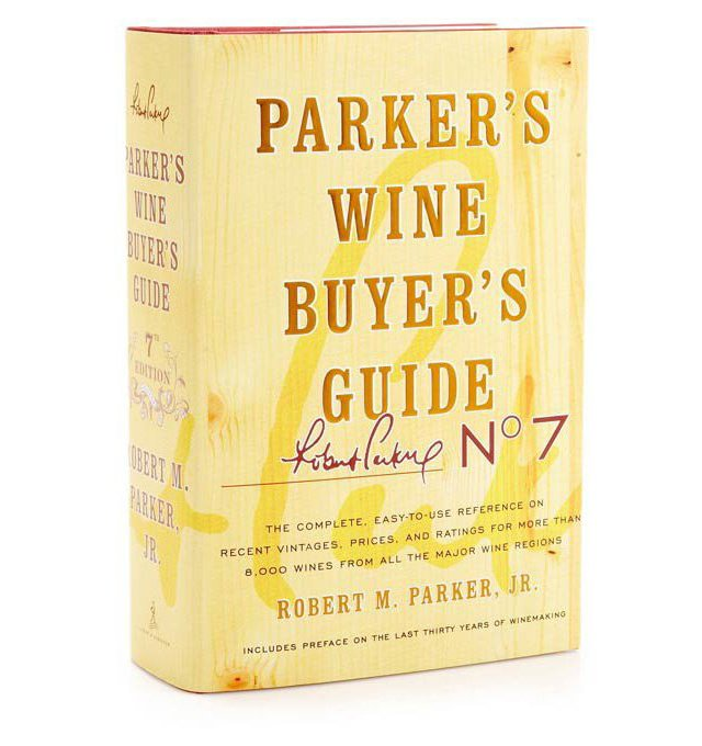 Parker's Wine Buyer's Guide, No. 7