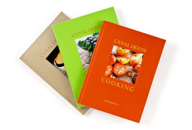 Canal House Cooking Boxed Set,  Vol. 1-3