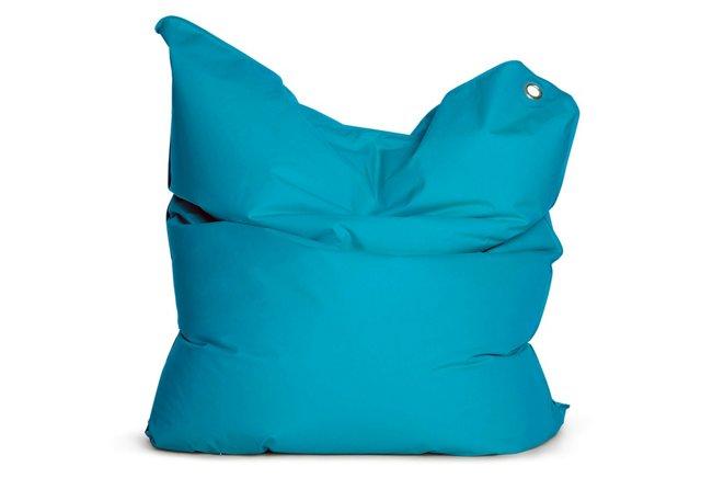 Large Beanbag, Blue