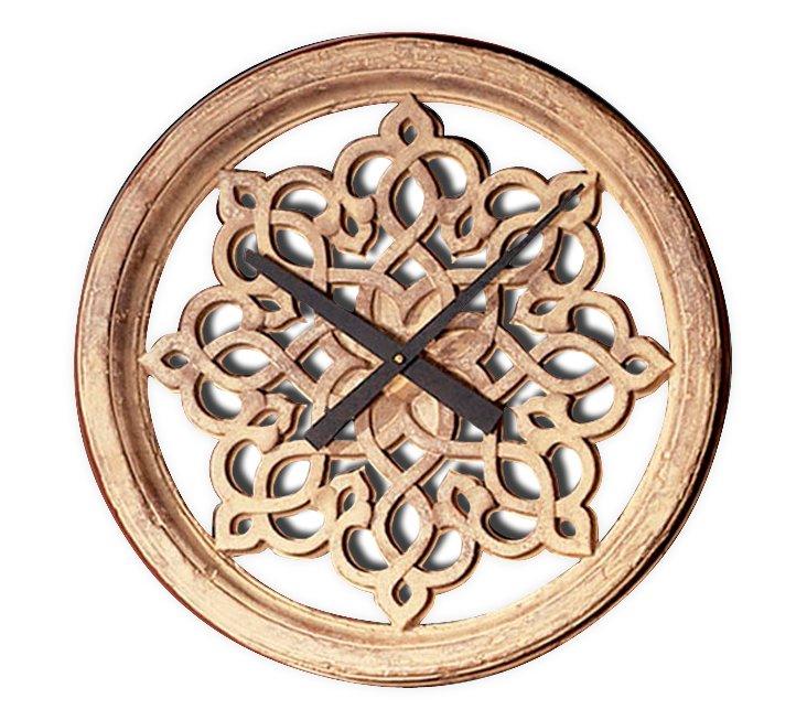 Medea Clock, Cordwood