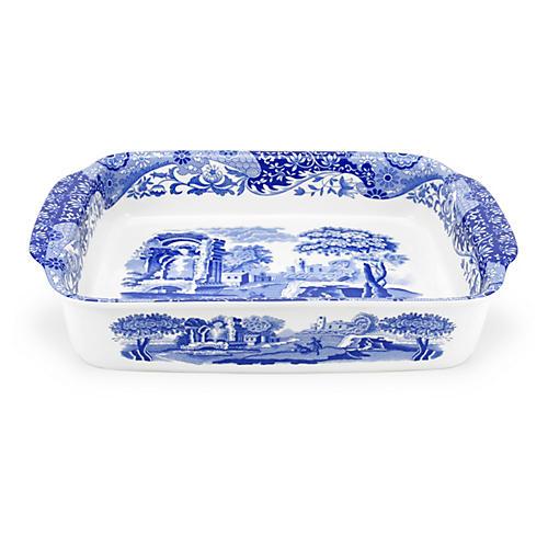 Porcelain Rectangular Dish