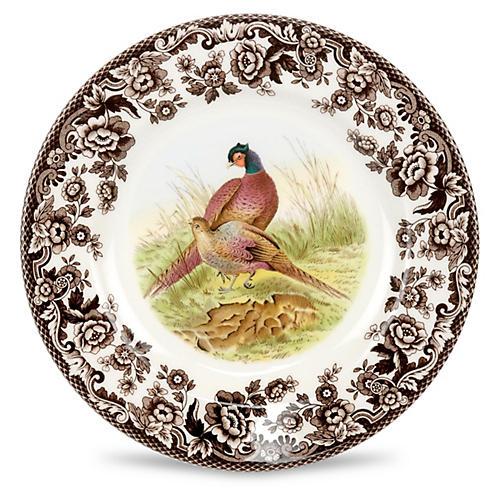 Pheasant Salad Plate