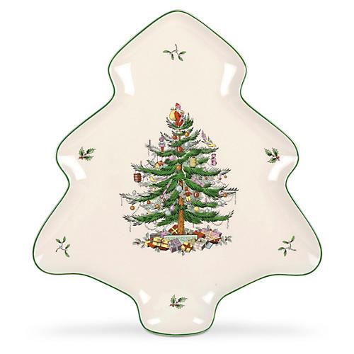Christmas Tree Dish