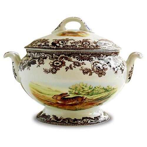 Woodland Soup Tureen