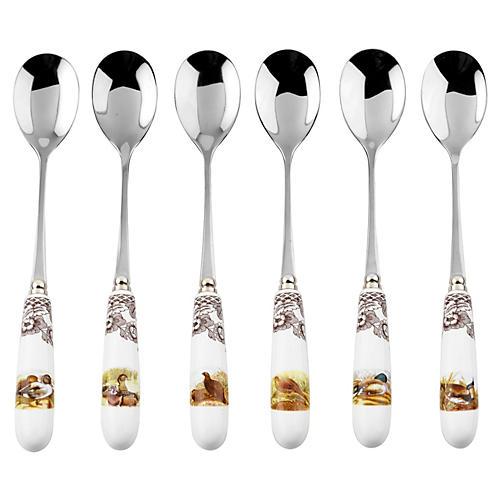 Asst. of 6 Tea Spoons