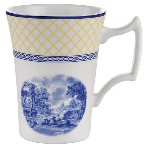 Giallo Cottage Mug, 10 oz