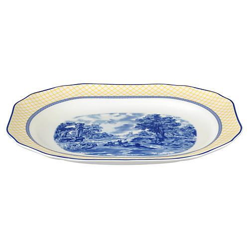 """Giallo Platter, 14"""""""