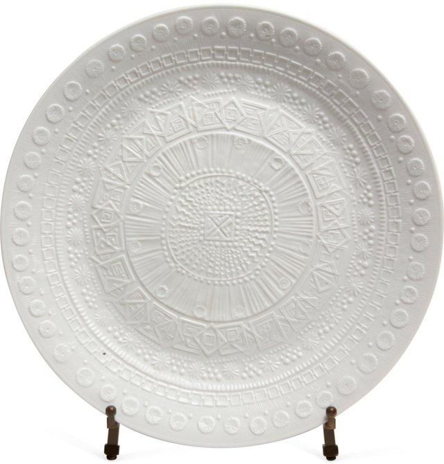 Rosenthal/Martin Freyer Aztec Wall Plate