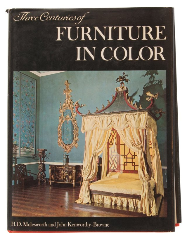 Three Centuries of Furniture in Color
