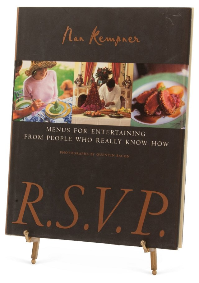 R.S.V.P. by Nan Kempner