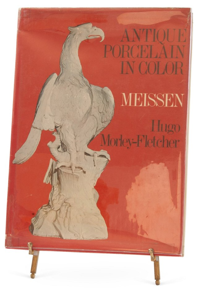 Antique Porcelain in Color: Meissen I