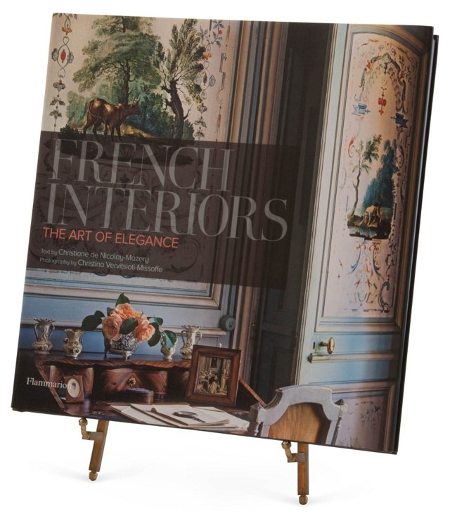 French Interiors: The Art of Elegance