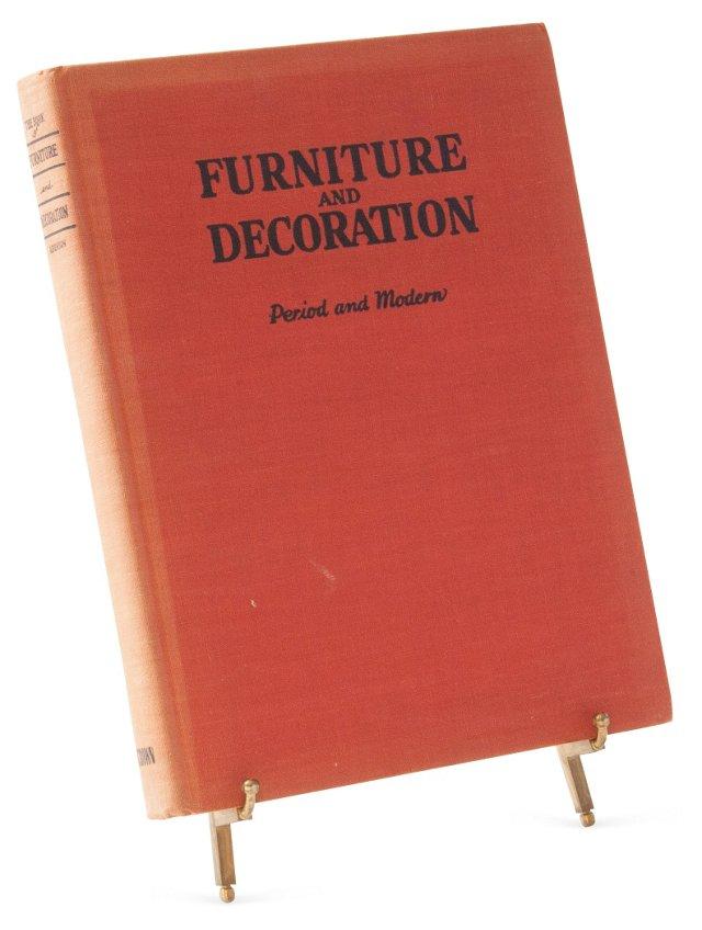 Furniture & Decoration: Period & Modern