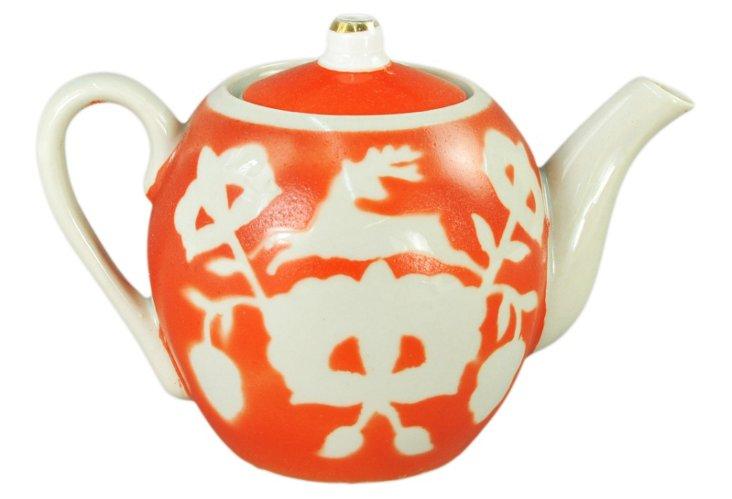 Tia II Teapot