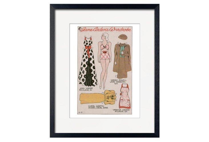Jane Arden's Wardrobe III
