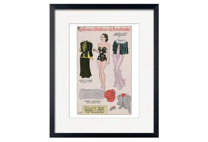 Jane Arden's Wardrobe IV