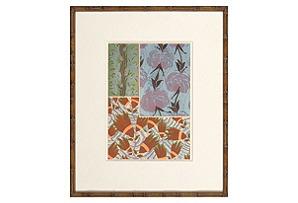 Suzanne Kasler, Textile Designs I