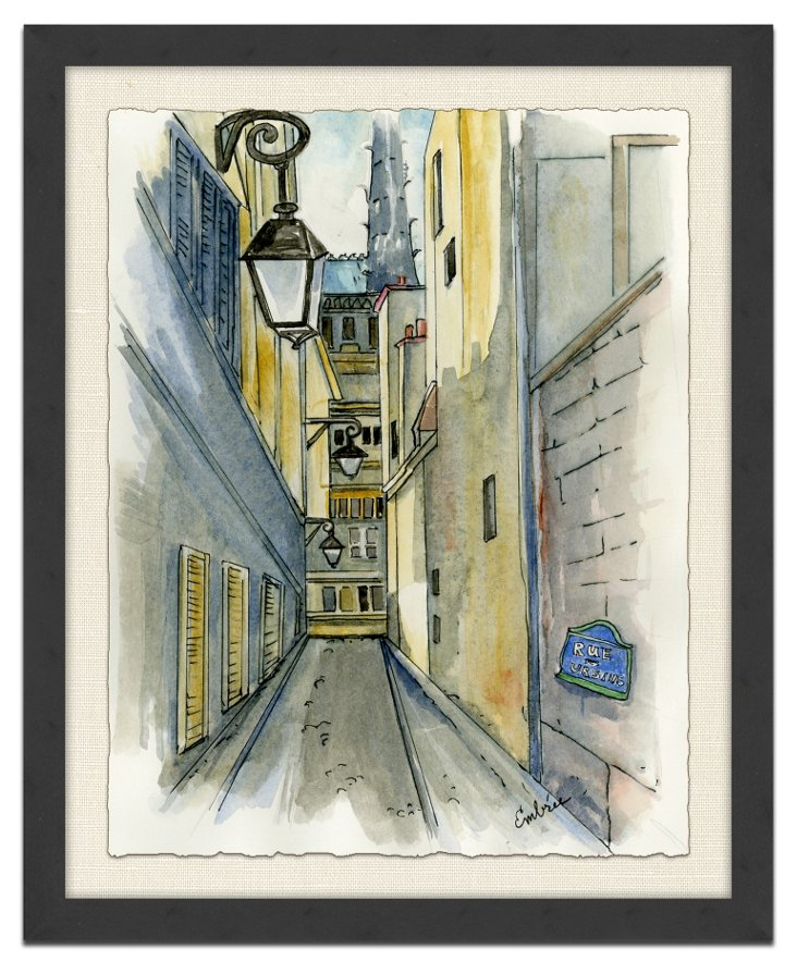 Paris Streets  I