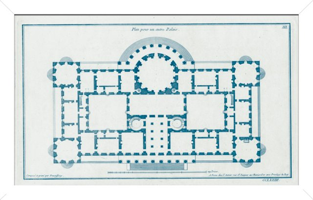 Blue Garden Plans III