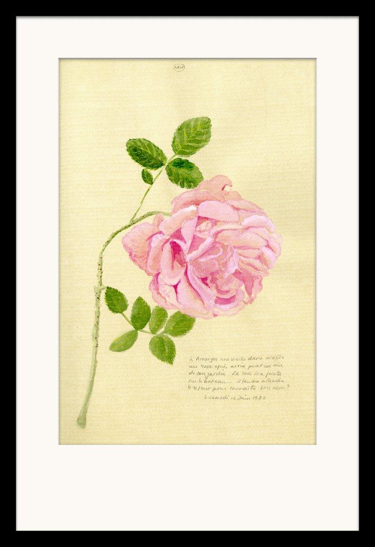 Isabelle de Borchgrave, Flower III