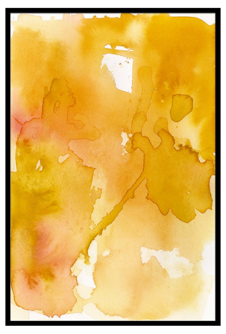 Lillian August, Tea Leaves in Yellow DNU
