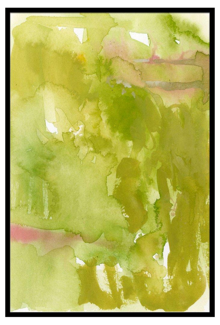 Lillian August, Tea Leaves in Green DNU