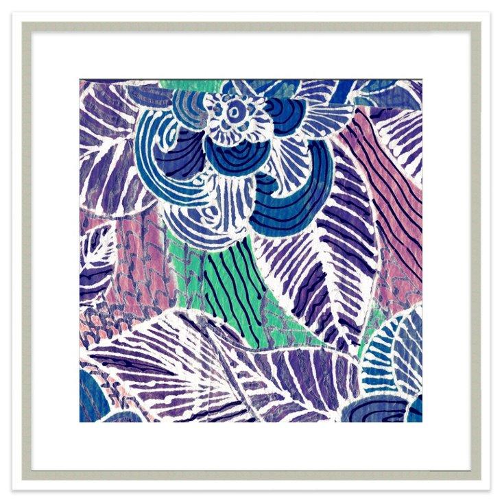 Flower Textiles I