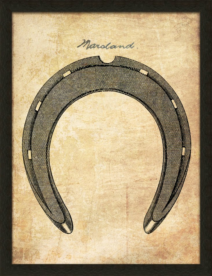 Antique Horseshoe