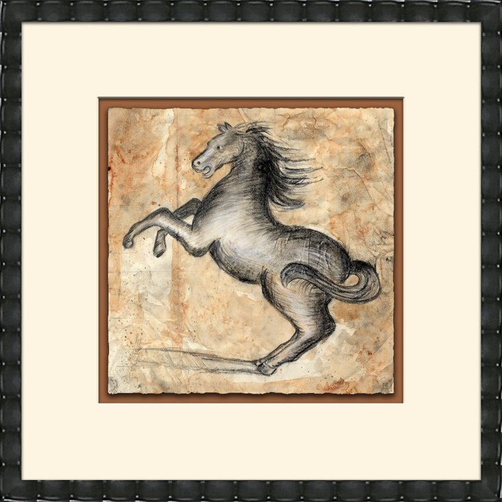 Horse Sketches II