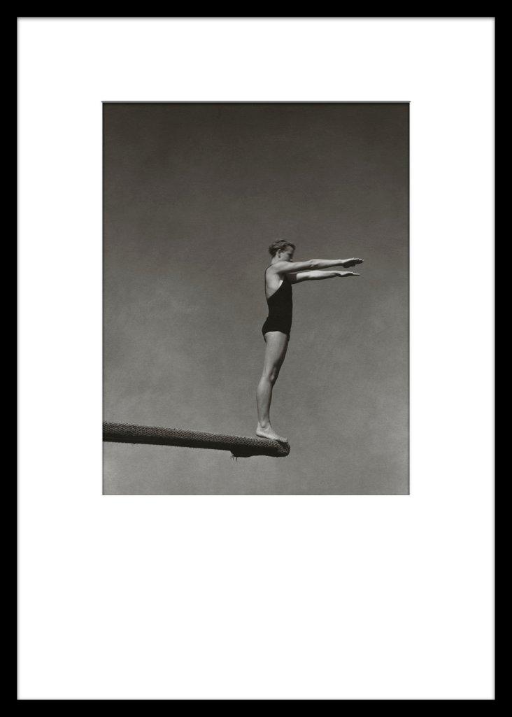 Vanity Fair, Diver, September 1932