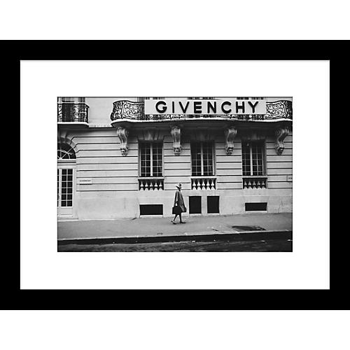 Glamour, Givenchy