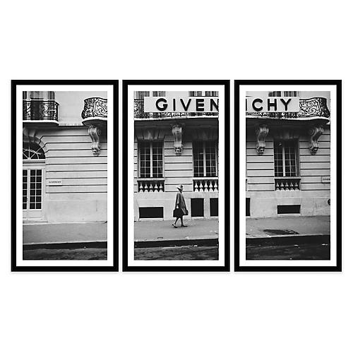 Glamour, Givenchy Triptych