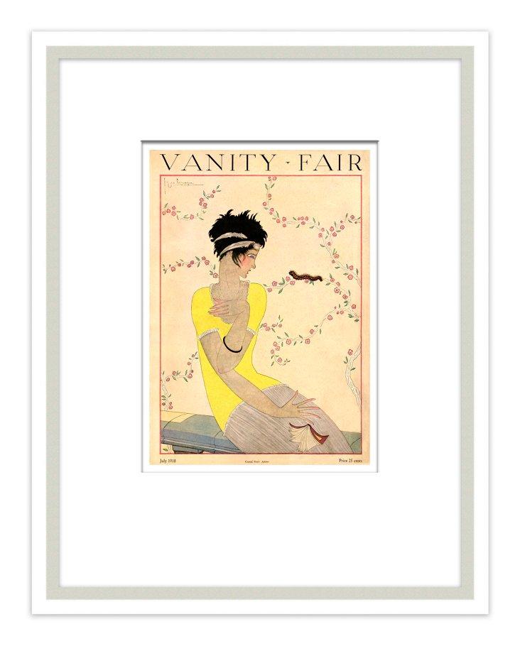 Vanity Fair Cover, July 1918