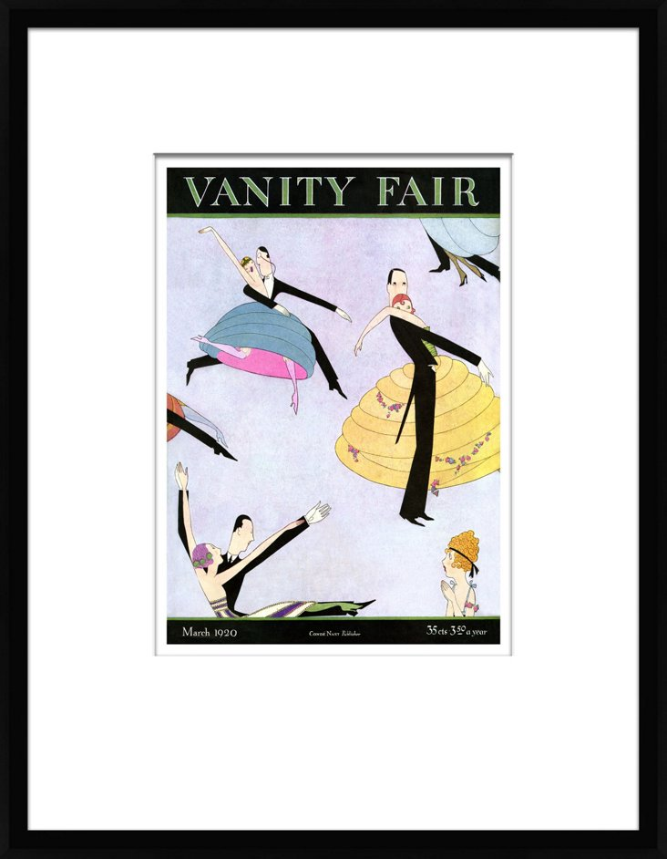Vanity Fair Cover, March 1920