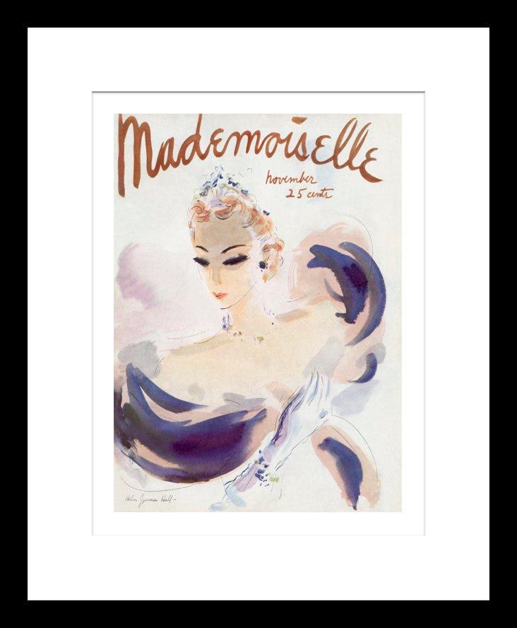 Mademoiselle, November 1936