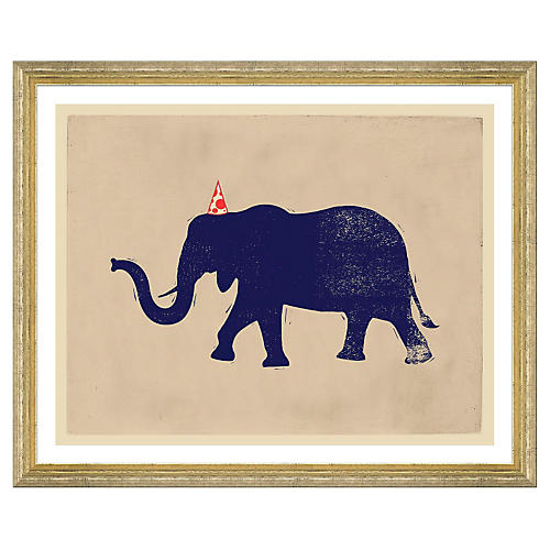 Party Animals, Elephant