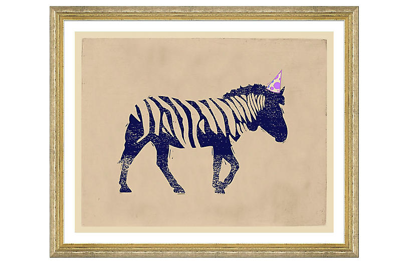 Party Animals, Zebra