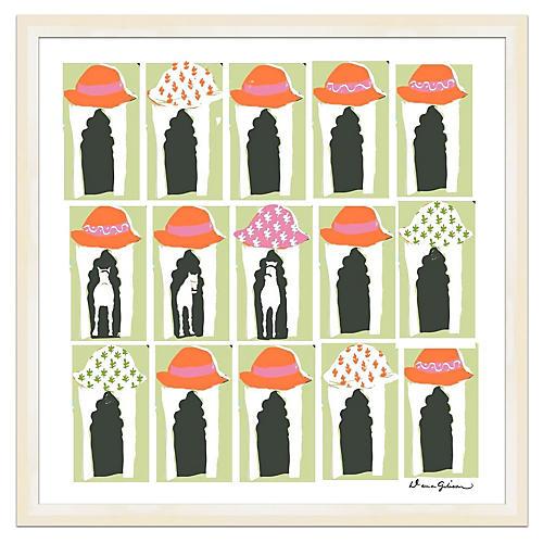 Dana Gibson, Textile Design
