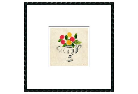 Dana Gibson, Flower Pot I