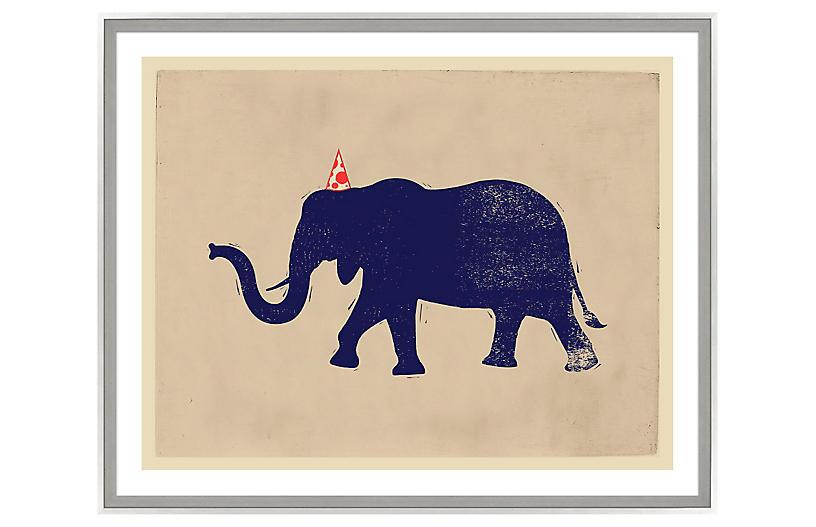 Party Animals, Elephant