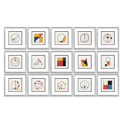 Euclid's Geometry Series Set I, Soicher Marin
