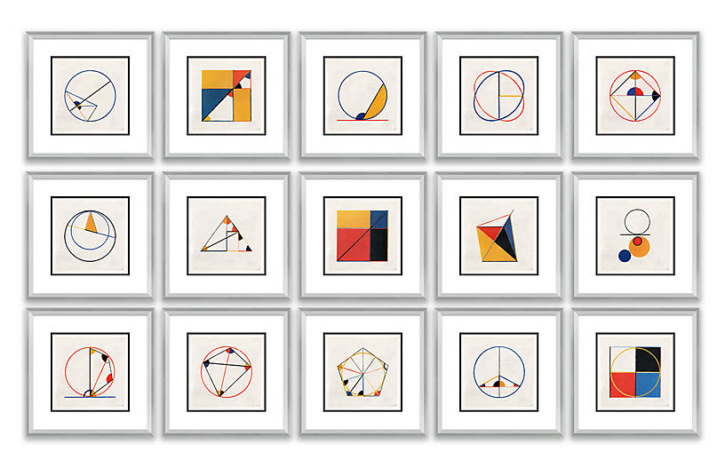 Soicher Marin, Euclid's Geometry Series Set I