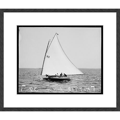 Sailboats IV, Soicher Marin