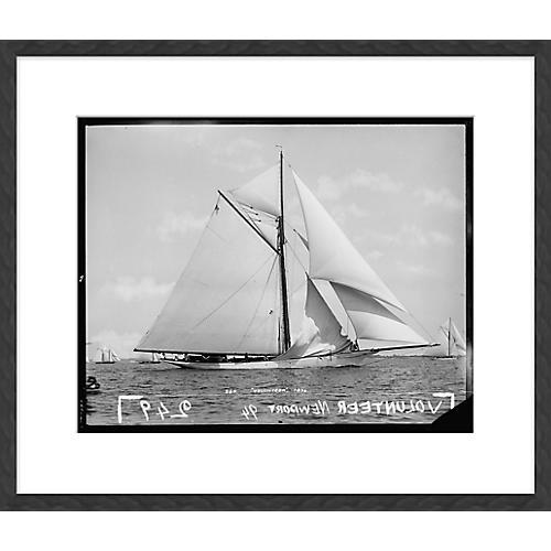 Sailboats V, Soicher Marin