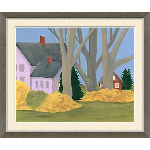 Soicher Marin, American Landscape VIII