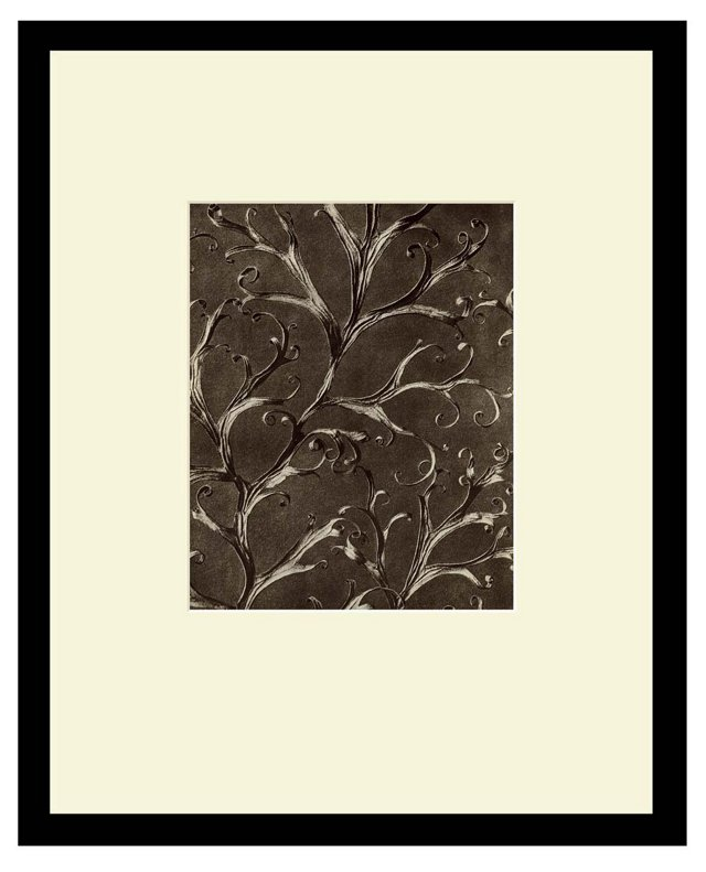 #40 Larkspur, Dried Leaves